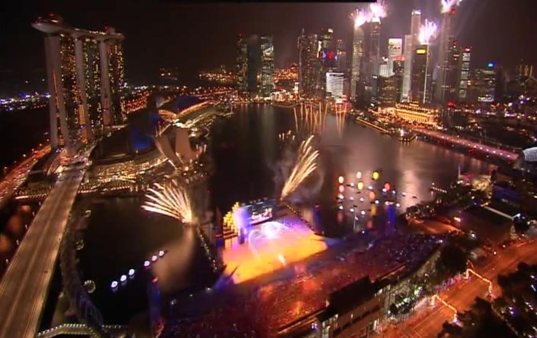 2011 Singapore National Day Celebration & Parade