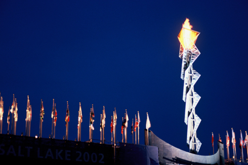 2002 Salt Lake City Winter Olympic Games
