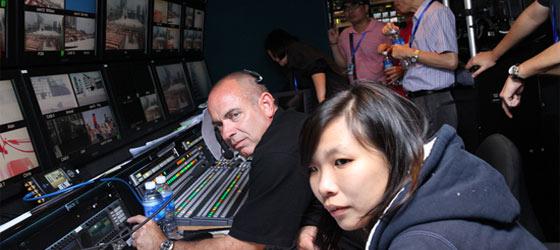 Greg Breakell Working In Singapore