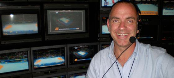Greg Breakell Working in Bejing