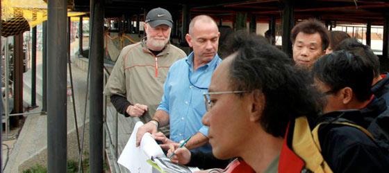 Greg Breakell - Working in Taiwan